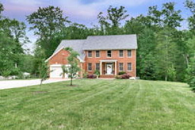Wrightstown Single Family Home ACTIVE: 323 Jacobstown Cookstown Road
