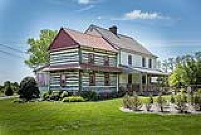 PA-Bucks County Single Family Home ACTIVE: 2440 Stoudt Road