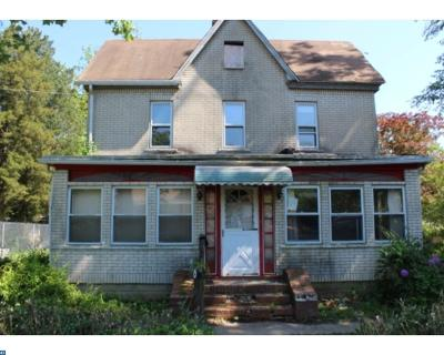Chesilhurst Single Family Home ACTIVE: 218 Arthur Avenue