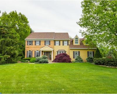 Doylestown PA Single Family Home ACTIVE: $645,000
