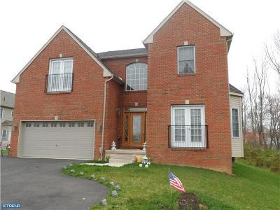 Philadelphia Single Family Home ACTIVE: 2742 Applehouse Road