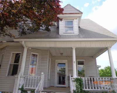 Swedesboro Single Family Home ACTIVE: 521 Auburn Avenue