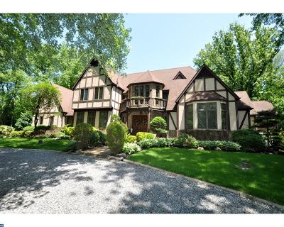 Moorestown Single Family Home ACTIVE: 1119 Haines Mill Road