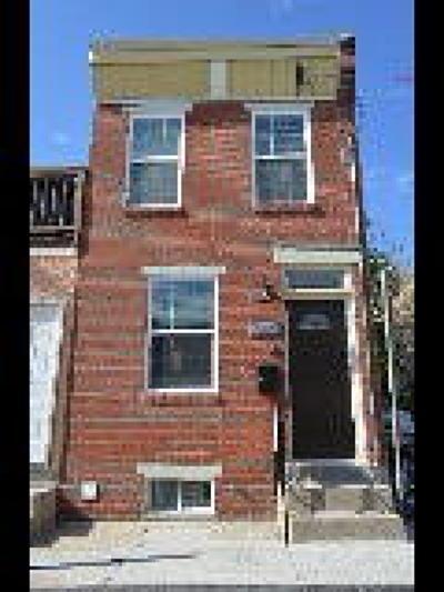 Single Family Home ACTIVE: 509 Ellsworth Street