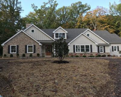Chadds Ford PA Single Family Home ACTIVE: $849,000