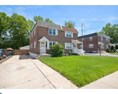 Ridley Park Single Family Home ACTIVE: 824 Haverford Road