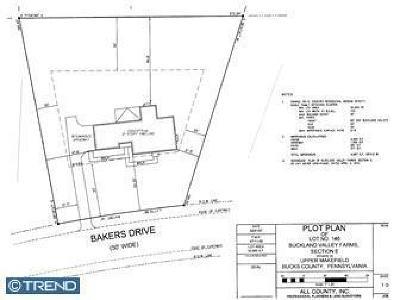 PA-Bucks County Residential Lots & Land ACTIVE: Jonathan Way