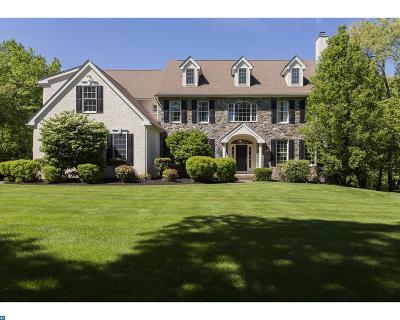 Downingtown Single Family Home ACTIVE: 1127 Oak Hollow Drive
