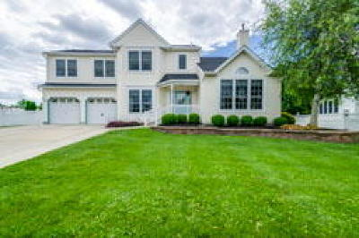 Burlington Township Single Family Home ACTIVE: 59 Jennifer Lane
