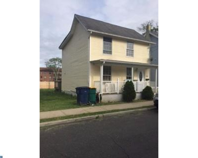 Hightstown Single Family Home ACTIVE: 127 Outcalt Street