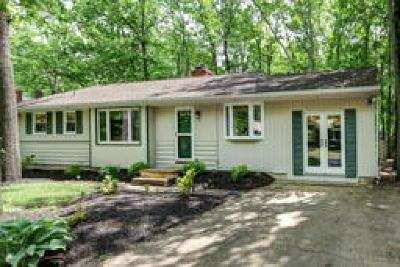 Medford Lakes Single Family Home ACTIVE: 109 Lenape Trail