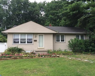 Cinnaminson Single Family Home ACTIVE: 11 Glenview Drive