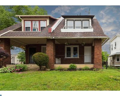 Philadelphia PA Single Family Home ACTIVE: $159,000