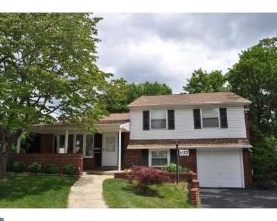 Springfield, Upper Darby Single Family Home ACTIVE: 133 W Thompson Avenue