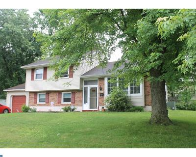 Eastampton Single Family Home ACTIVE: 115 Dawn Drive