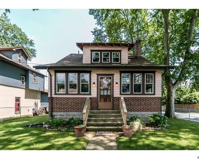 Claymont Single Family Home ACTIVE: 2600 Cleveland Avenue