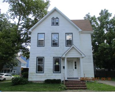 Mount Holly Single Family Home ACTIVE: 48 Union Street