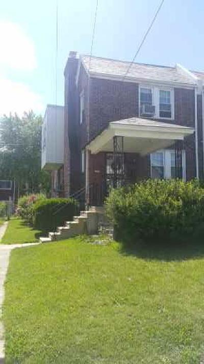 Yeadon Single Family Home ACTIVE: 1026 Yeadon Avenue