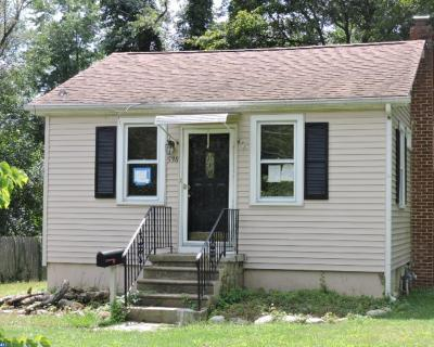 Maple Shade Single Family Home ACTIVE: 538 Alexander Avenue
