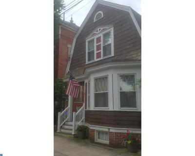 Bordentown Single Family Home ACTIVE: 3 Walnut Street