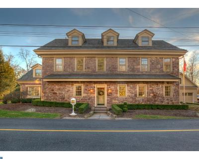 Spring City Single Family Home ACTIVE: 1804 Old Schuylkill Road