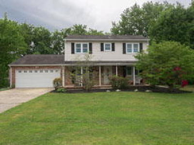 Chesterfield Single Family Home ACTIVE: 74 Bordentown Chesterfield