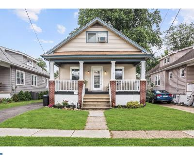 Oaklyn Single Family Home ACTIVE: 304 Walnut Avenue