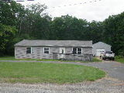 Franklin Twp Single Family Home ACTIVE: 1055 Marshall Mill Road