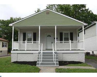 Mount Ephraim Single Family Home ACTIVE: 1126 Market Street