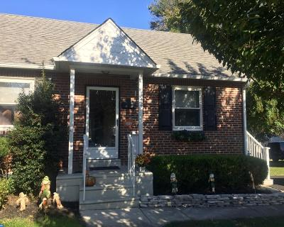 Ridley Park Single Family Home ACTIVE: 503 Crumlynne Road