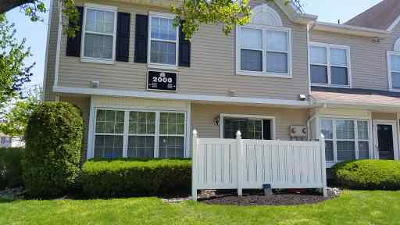 Mount Laurel Condo/Townhouse ACTIVE: 2001 Saxony Drive