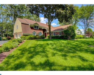 Hopewell Single Family Home ACTIVE: 1149 Bear Tavern Road
