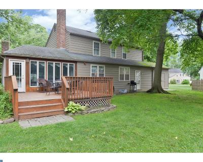 West Deptford Twp Single Family Home ACTIVE: 1083 Barnesdale Road