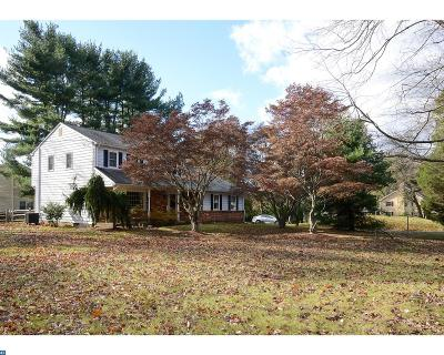 Doylestown Single Family Home ACTIVE: 260 East Road