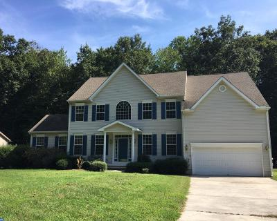 DE-Kent County Single Family Home ACTIVE: 287 Beaver Pond Road