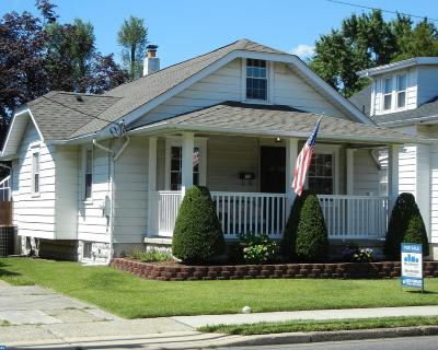 Bellmawr Single Family Home ACTIVE: 72 E Browning Road