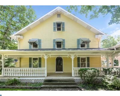 Marlton Single Family Home ACTIVE: 168 Mill Road