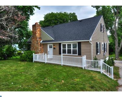 Newtown Square Single Family Home ACTIVE: 4124 West Chester Pike