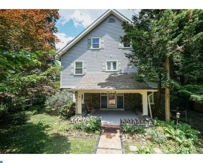 Bala Cynwyd Single Family Home ACTIVE: 5 Maple Avenue