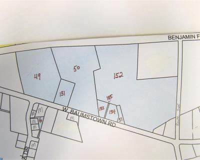 Birdsboro Residential Lots & Land ACTIVE: 427 W Baumstown Road