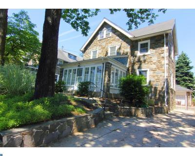 Bala Cynwyd Single Family Home ACTIVE: 31 Union Avenue