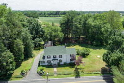 Single Family Home ACTIVE: 16 White Pine Road