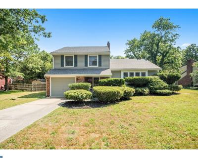 West Deptford Twp Single Family Home ACTIVE: 1263 Ollerton Road