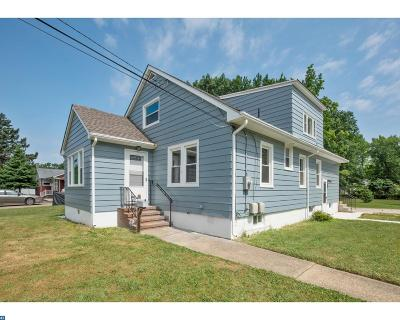 West Deptford Twp Single Family Home ACTIVE: 194 Hessian Avenue