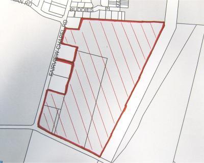 Birdsboro Residential Lots & Land ACTIVE: 487 Fairview Chapel Road