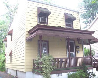 Princeton Single Family Home ACTIVE: 30 Lytle Street