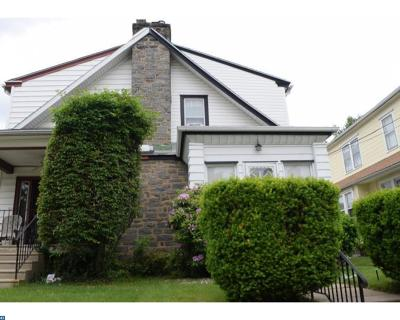 Yeadon PA Single Family Home ACTIVE: $84,900