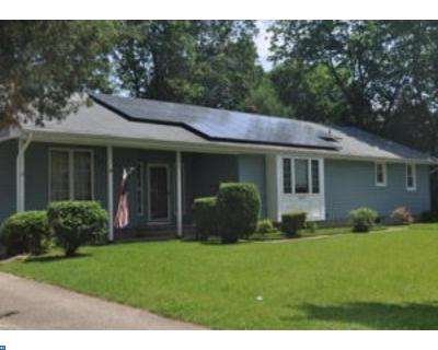 Glassboro Single Family Home ACTIVE: 217 University Boulevard