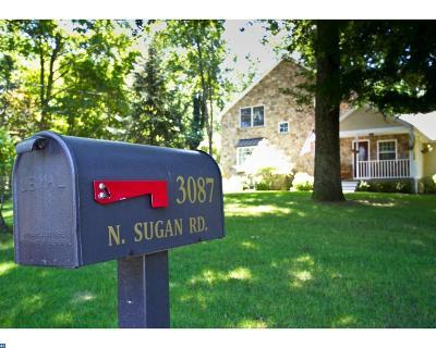 New Hope Single Family Home ACTIVE: 3087 Sugan Road