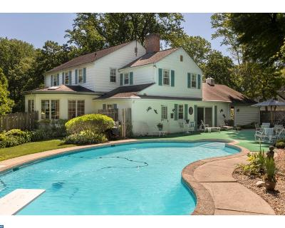 Newtown Square Single Family Home ACTIVE: 832 Milmar Road